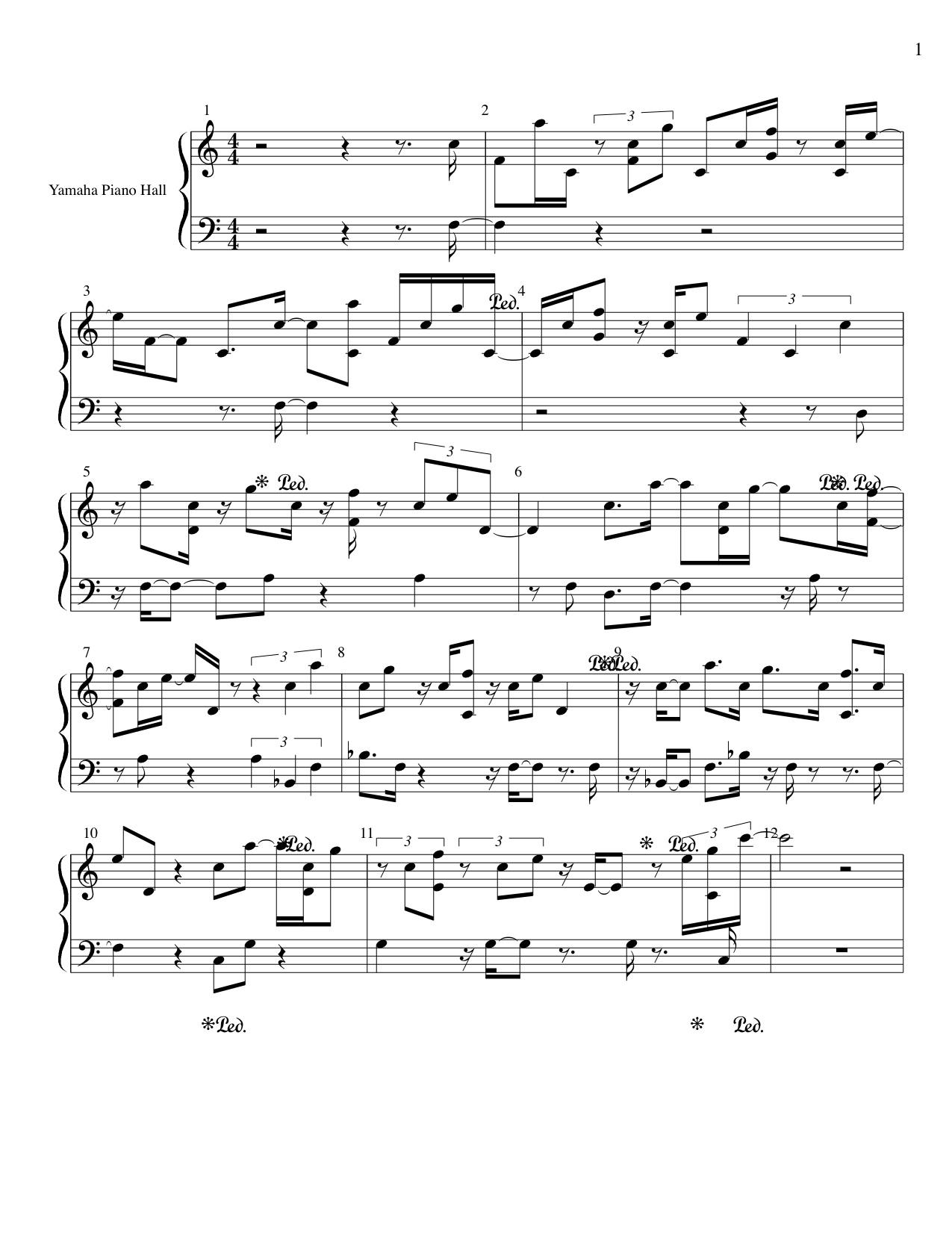 基础钢琴《五月》谱子_五月天 星空 钢琴谱,从百度贴吧找来的,喜欢的朋友来看看