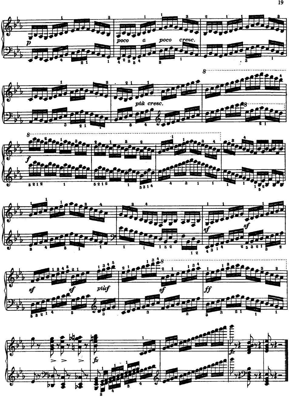 【曲谱】车尔尼 op.740 (no.5)