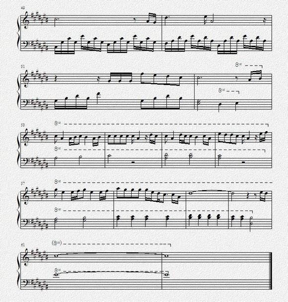 复音口琴千与千寻谱子-[复制链接] 使用道具