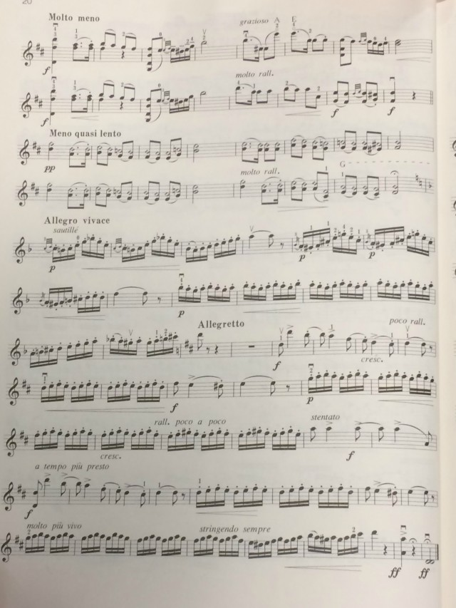 总谱!(小提琴谱)】_蛐蛐钢琴网