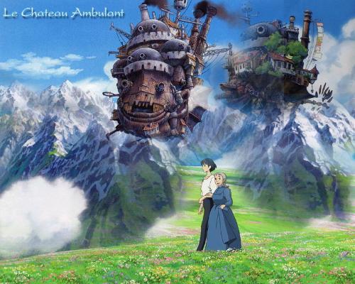 世界的约定 哈尔的移动城堡 ,久石让 钢琴曲谱