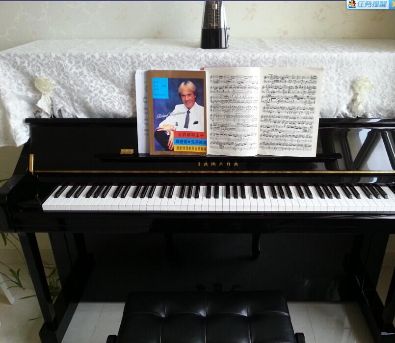 南山南钢琴简谱_简谱分享