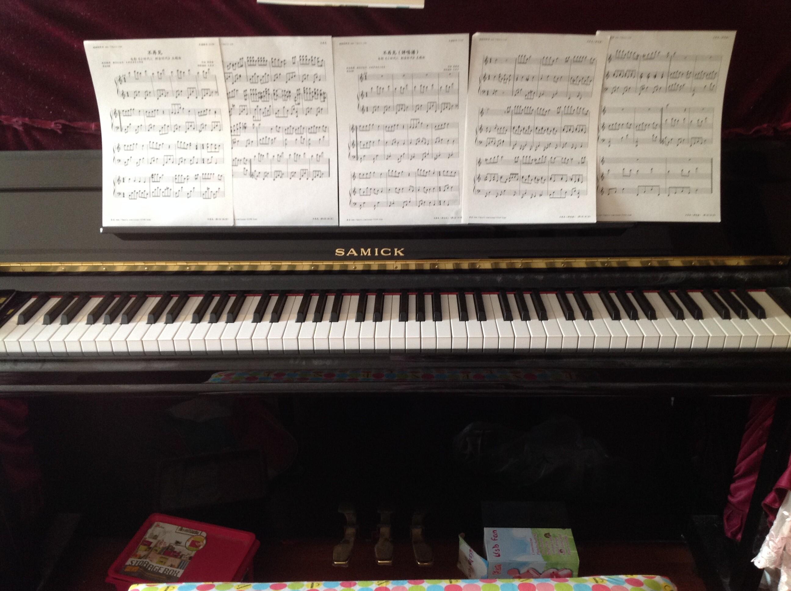 【学琴故事】钢琴,让梦想花开图片