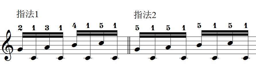 适合初学者的钢琴简谱